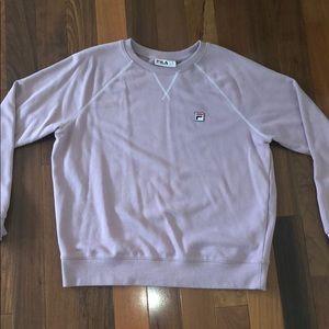 Brand New Fila crewneck sweatshirt